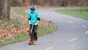 A study by researchers at Nationwide Children`s Hospital found that foot-powered scooters have contributed to a 40 percent increase in the rate of children who were treated in U.S. emergency departments for toy-related injuries.  To learn more about the study, click here: bit.ly/1xZeVfa