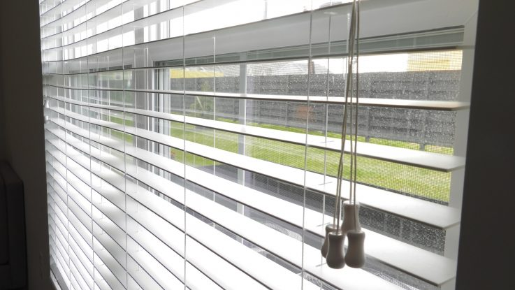 A study by the Center for Injury Research and Policy at Nationwide Children's Hospital found about two children are treated in U.S. emergency departments every day and one child dies each month due to injuries related to window blinds. Researchers are calling for federal regulations that require manufacturers to stop selling corded window blinds.