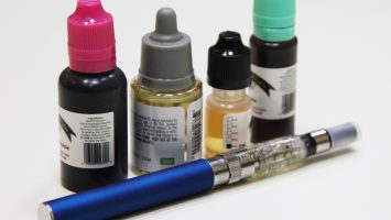 The growing popularity of e-cigarettes has led to an alarming number of children who are dangerously exposed to liquid nicotine, according to a new study from Nationwide Children's Hospital.